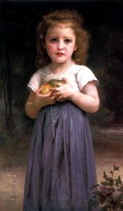 William Adolphe Bouguereau - Maiden e bambini