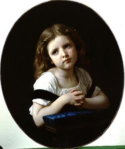 William Adolphe Bouguereau - La Preghiera