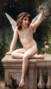 William Adolphe Bouguereau - Il prigioniero