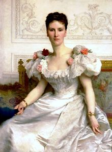 William Adolphe Bouguereau - Madame la Comtesse de Cambaceres