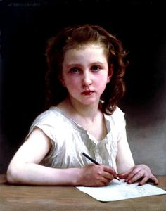 William Adolphe Bouguereau - Una vocazione