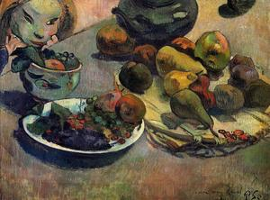 Paul Gauguin - frutte