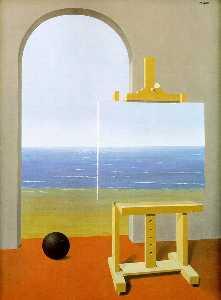 Galleria rene magritte belgium 1898 1967 il lavoro - Falso specchio magritte ...