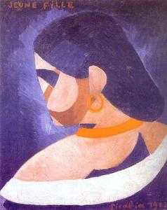 Francis Picabia - Young Girl (Jeune fille)