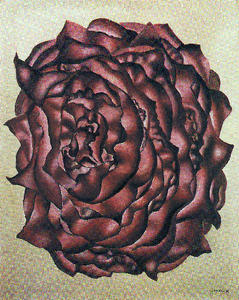 Fernand Leger - il rose