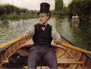 Gustave Caillebotte - Canottieri
