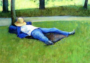 Gustave Caillebotte - Il Nap