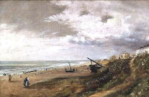 John Constable - Hove Beach1