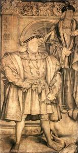 Hans Holbein The Younger - Henry VIII e Henry VII
