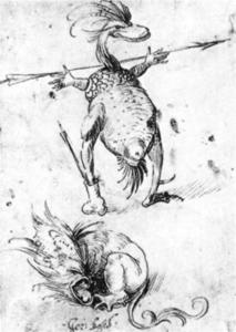 Hieronymus Bosch - Due Monsters1