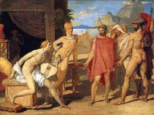 Bagno Turco Ingres : Ll bacio come segno ingres rodin e picasso left