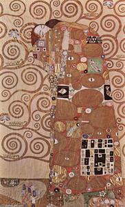 Gustav Klimt - Fulfillment1