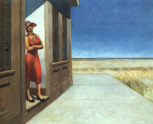 Edward Hopper - South Carolina Mattina