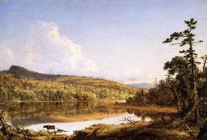 Frederic Edwin Church - nord lago