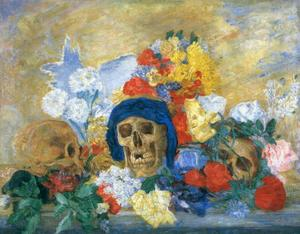 James Ensor - Gru Fleuris