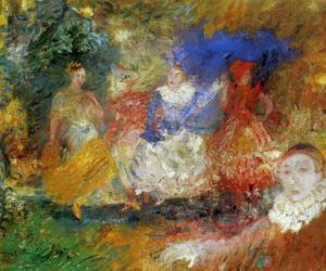 James Ensor - Les Ballerines