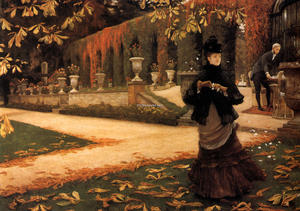 James Jacques Joseph Tissot - il lettera