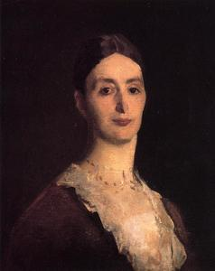 John Singer Sargent - Ritratto di Frances Mary Vickers
