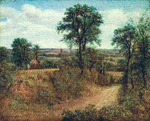 Thomas Gainsborough - Fen Ponte corsia