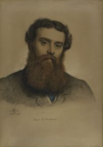 William Holman Hunt - Robert Braithwaite Martineau
