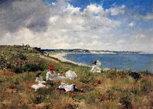 William Merritt Chase - Inattivo ore