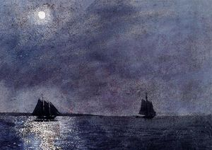 Winslow Homer - Point Light orientale