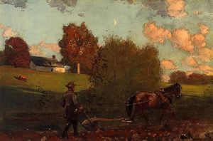 Winslow Homer - The Last Solco