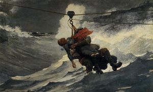 Winslow Homer - Il Life Line
