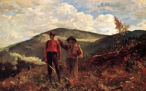 Winslow Homer - Le Guide Due