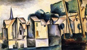 André Derain - Case sul Waterfront