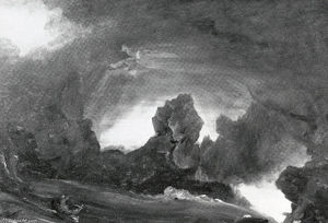 Thomas Cole - Compositiva Sketch
