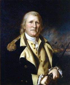 Rembrandt Peale - Generale William Moultrie