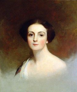 Thomas Sully - Frances Milward Blamyer
