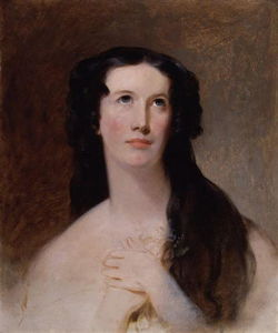 Thomas Sully - Maria ann paton ( signora wood )