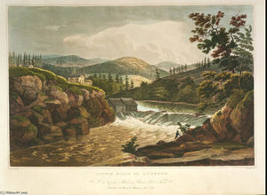 William Guy Wall - Little Falls a Luzerne