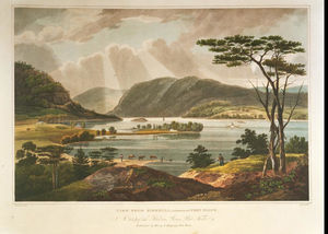 William Guy Wall - Vista da Fishkill cercando di West Point 1