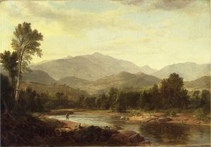 Asher Brown Durand - monte washington