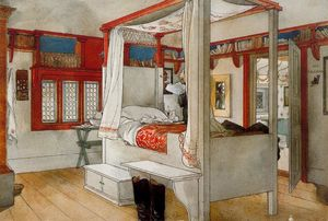 Carl Larsson - La mia camera