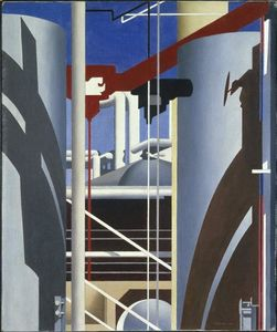 Charles Rettew Sheeler Junior - Incantesimo