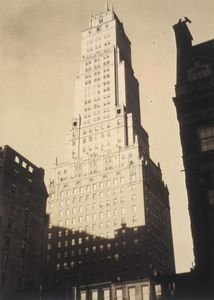 Charles Rettew Sheeler Junior - Ritz Torretta , a new york