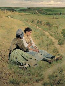 Charles Sprague Pearce - consulto