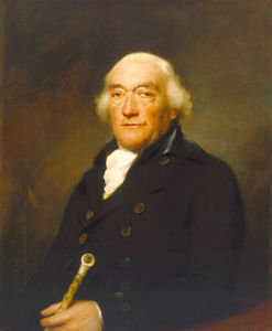 Lemuel Francis Abbott - Captain William Locker