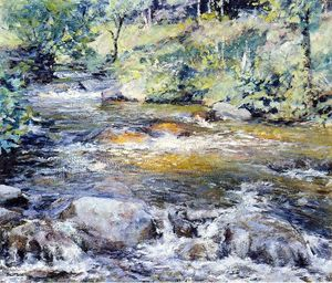 Robert Lewis Reid - The Brook