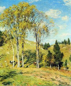Willard Leroy Metcalf - Settembre