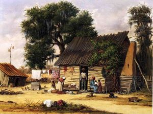 William Aiken Walker - Famiglia raccolti da una cabina