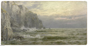 William Trost Richards - Interruzione! Interruzione! Interruzione!