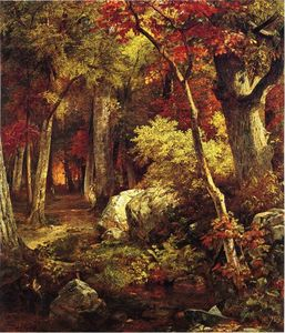 William Trost Richards - a ottobre