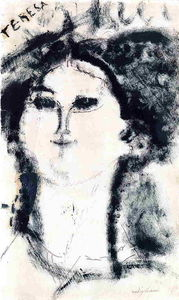 Amedeo Modigliani - Teresa