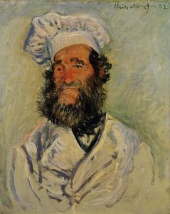 Claude Monet - Lo Chef, Pere Paul