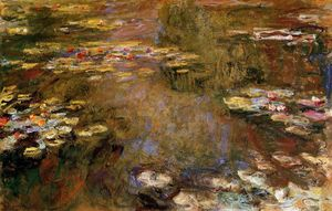 Claude Monet - I Water-Lily Stagno 3